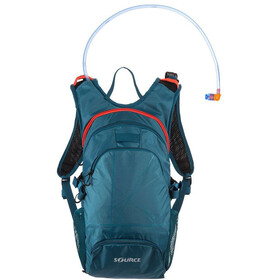 SOURCE Fuse Trinkrucksack 3+9l Coral Blue